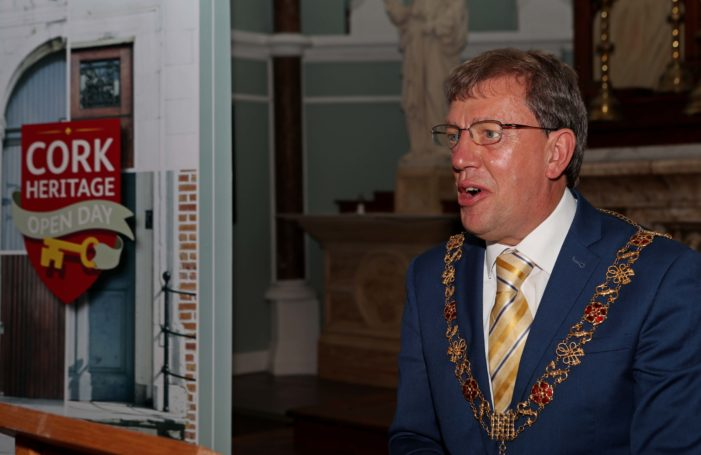TWINNING: Cork City Lord Mayors mourns death of San Francisco counterpart Edwin Lee