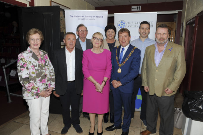 ALZHEIMER: Society of Ireland hosts celebratory AlzTalks in Cork Arts Theatre