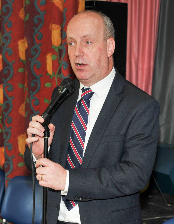 WEST CORK: Minister Jim Daly allays fears over Bantry Hospital