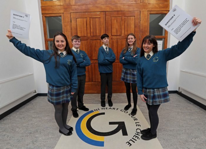 AMATEUR RADIO: Cork's Glanmire Community College communicates with International Space Station