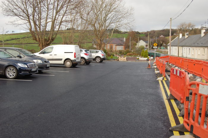 EAST CORK: Cloyne Village benefits from Cork County Council's Village Enhancement Fund