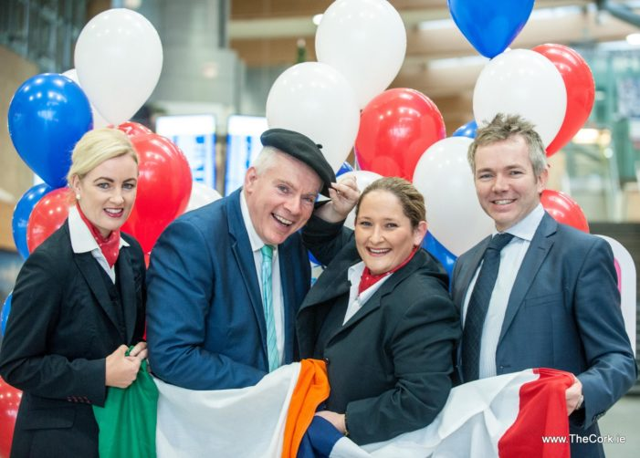 NEW LINK: Fly from Cork Airport to Paris Direct, with Air France