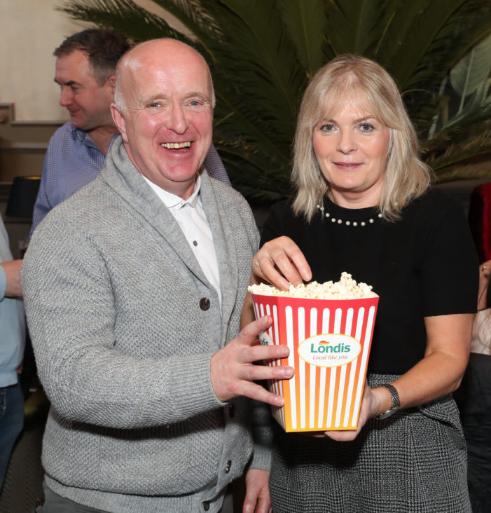 NEWS IN PHOTOS: Cork shopkeepers attend Londis ad launch in Dublin