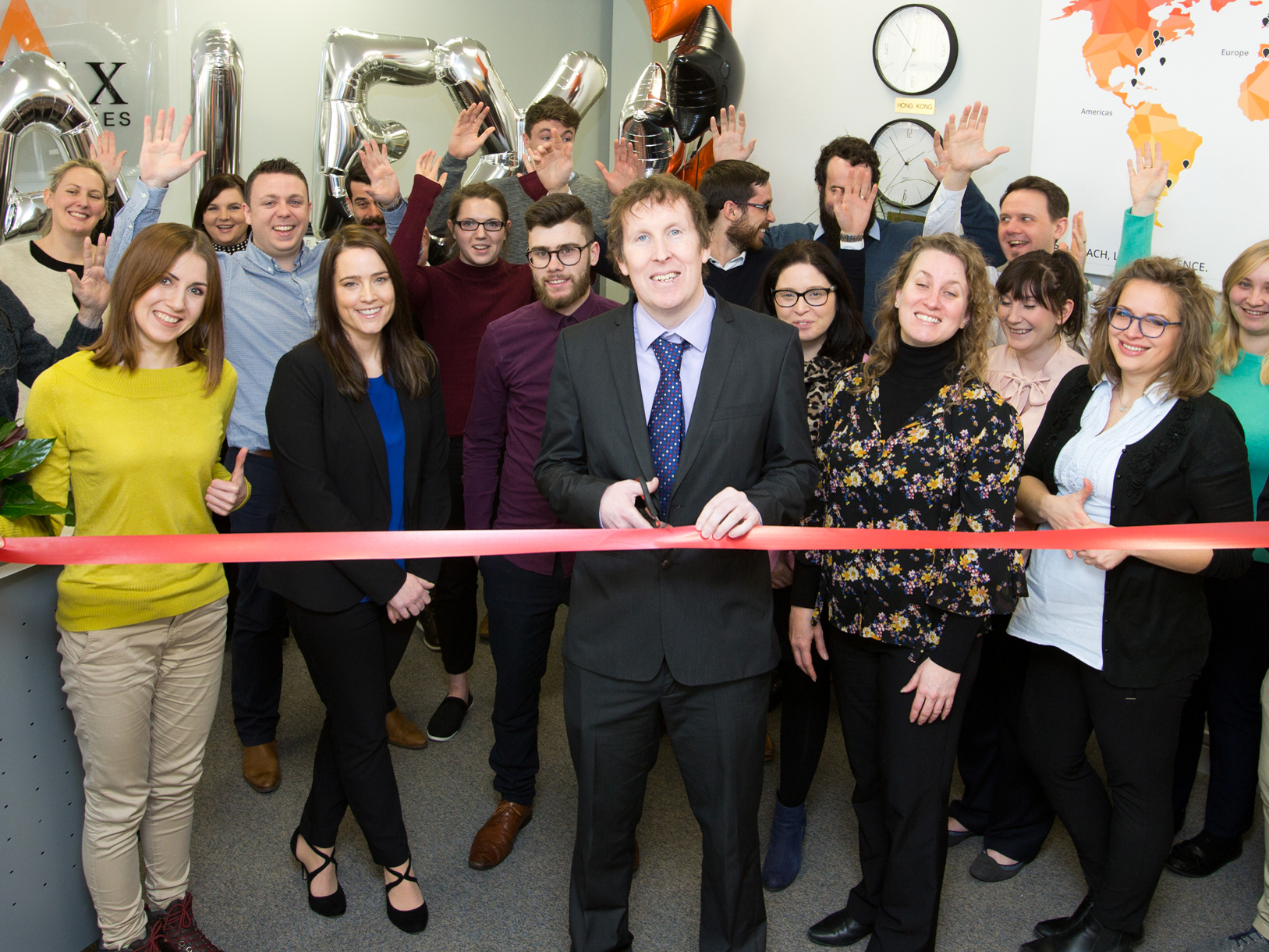 50 JOBS: Apex Fund Services opens expanded offices in ...