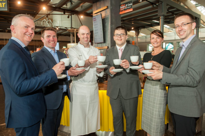New cafe takes flight in Cork Airport – Aramark unveils new artisan coffee outlet
