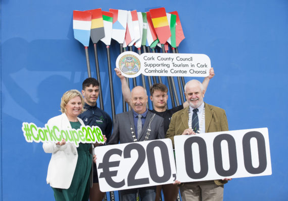 ROWING: Coupe de la Jeunesse will be hosted in Cork, Ireland in July 2018
