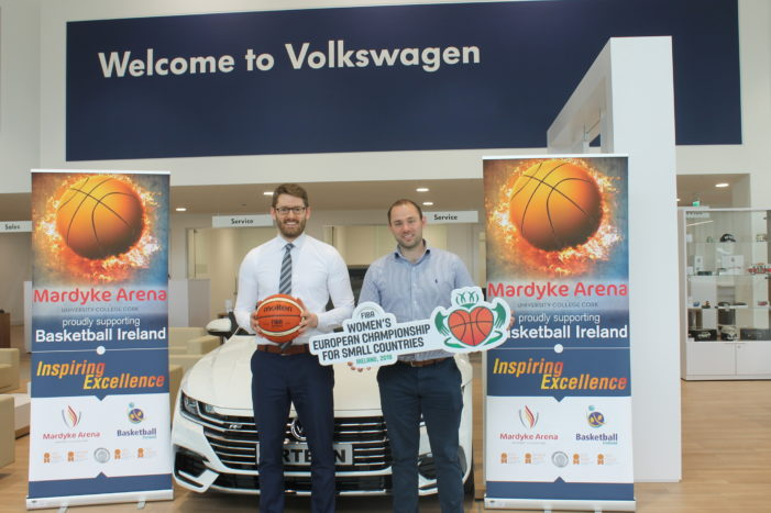CORK SPORT: Basketball Ireland & Mardyke Arena UCC announce partnership with Blackwater Motors