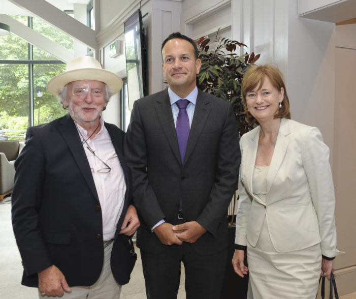 Taoiseach is guest of honour at Cork Fine Gael lunch
