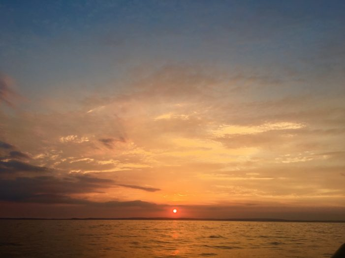 ROMANTIC THINGS TO DO IN CORK: Cork Harbour Sunset Cruise from Crosshaven
