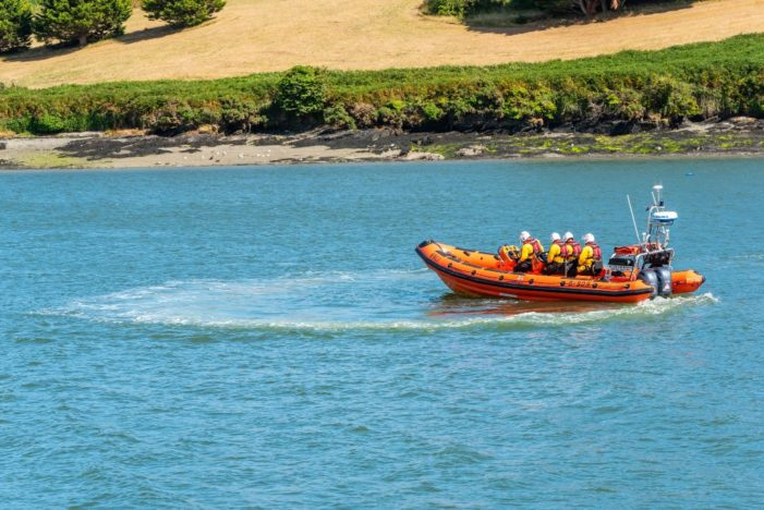 WEST CORK: Kinsale RNLI to name new boat in memory of donor and friend