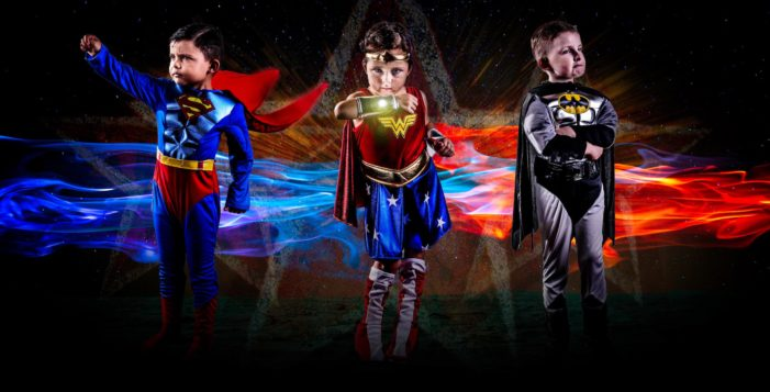 HEALTH: 'Mercy Heroes' – Creating and celebrating Heroes big & small – Friday, October 19th
