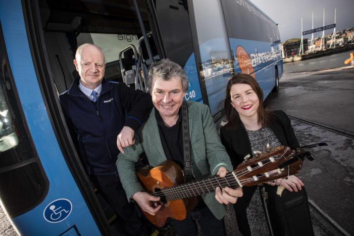 Aircoach announces €2.4 million of investment in the Cork-Dublin Route