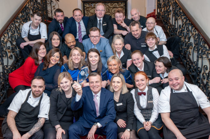 "Metropole is ""Best Hotel in Cork"""