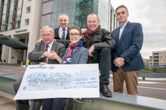 SPORT: Dr Con tribute night raises €20k for Simon Community