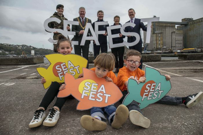 Ireland's largest free maritime celebration moves from Galway to Cork