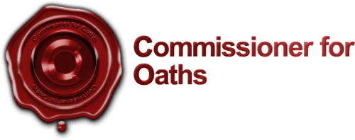 Where to find a Commissioner for Oaths in the evening
