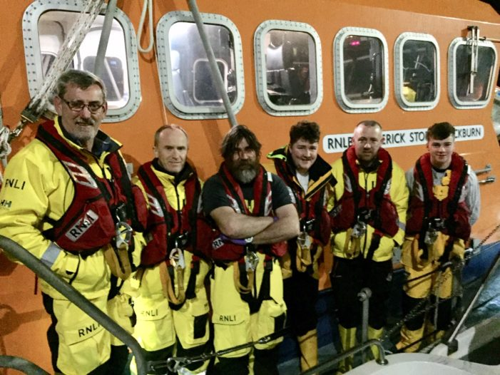 WEST CORK: Lifeboat in rescue of 40ft Yacht 34 miles off Courtmacsherry