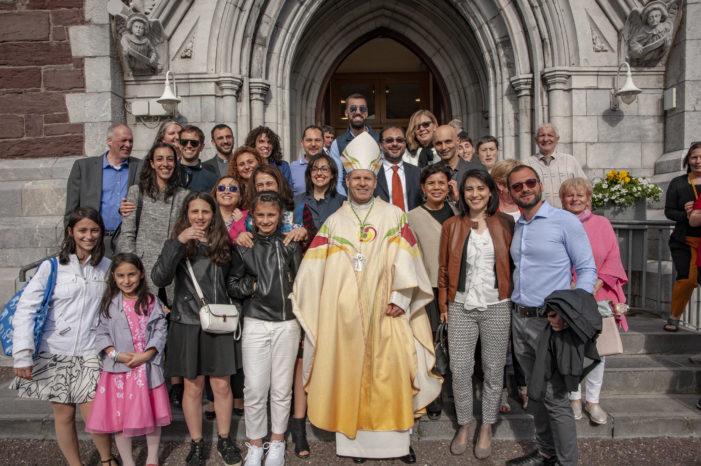 Bishop Fintan Gavin ordained as Bishop of Cork & Ross