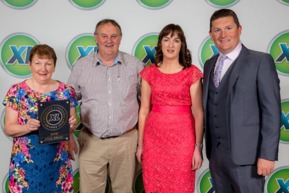 County Cork XL Stores Take Top Prizes at Prestigious XL Retailing Standard Awards