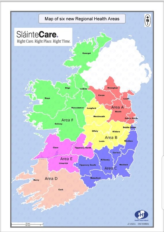 Cork and Kerry to be one region in restructured HSE #Sláintecare