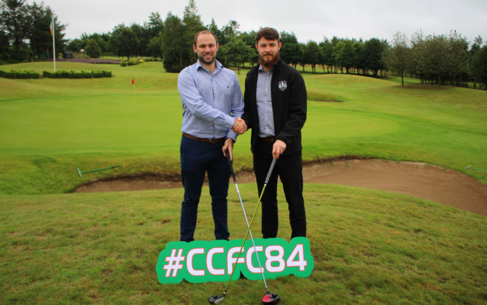 SPORT: Cork City FC & Mardyke Arena Announce 2019 Golf Classic