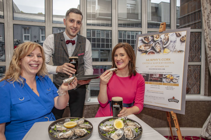 Murphy's Cork Oyster and Seafood Festival