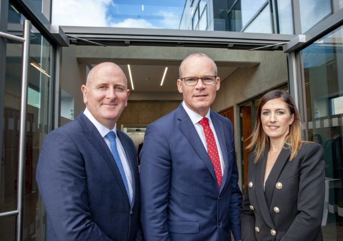 Irish owned MMD construction firm opens new €6 million headquarters in Cork