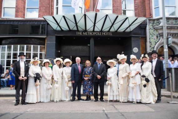 "BRANDING: Cork's ""Victorian Quarter"" nominated for Bank of Ireland National Enterprise Town Awards"
