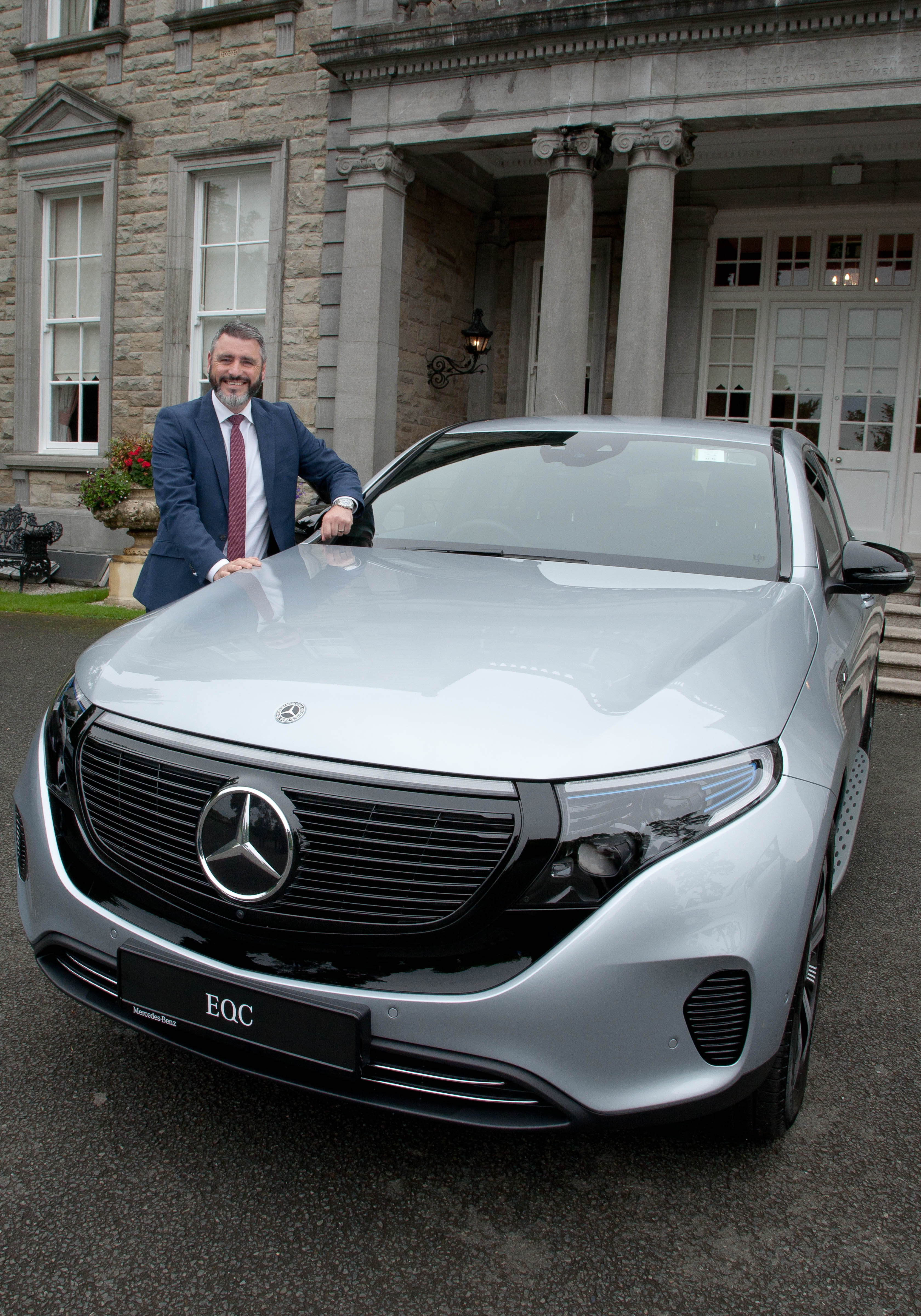 First Mercedes Electric Car - TheCork.ie