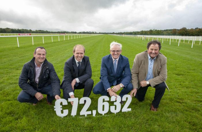 Cork Racecourse Raises €72k for Marymount Hospice