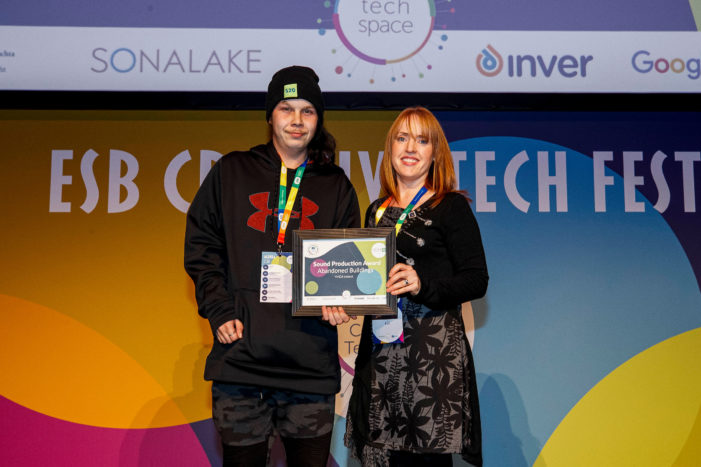 Success for West Cork Teen at 2019 ESB Creative TechFest
