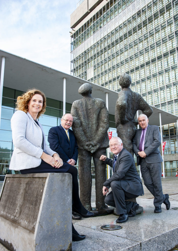 Cork County Council and the Rubicon Centre launch Scale Cork Programme
