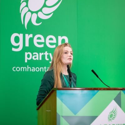 "POLITICS: Hogan's ""LNG win-win"" speech is representative of Fine Gael's 'greenwashing', says Green Party's Lorna Bogue"