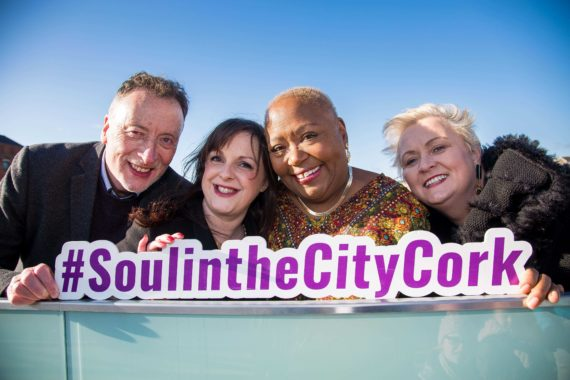 """THINGS TO DO IN CORK: """"Soul in the City is Back"""" for 2020"""