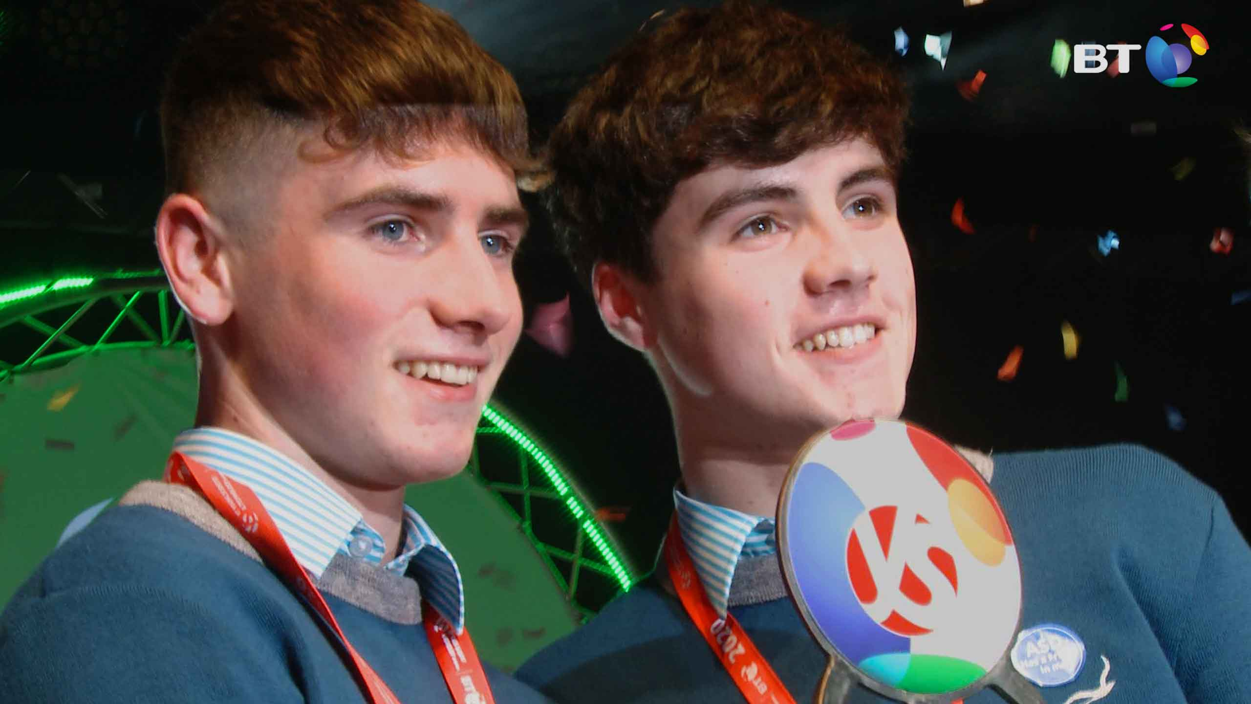 Comment Organiser Un Party D Ado video: ballincollig students win 2020 young scientist