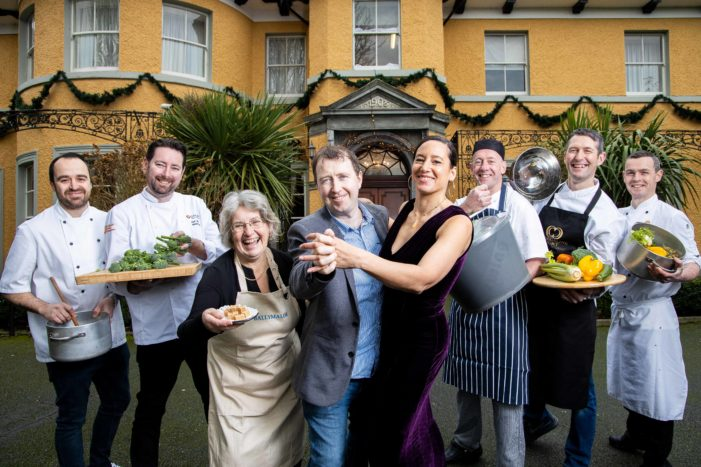 Chefs of Cork Come Together for Cork Business Association President's Dinner!