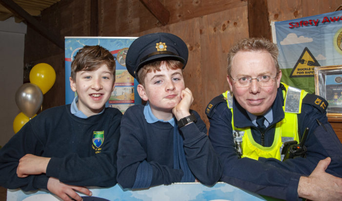 Cork County Council Release Road Safety Book for Children