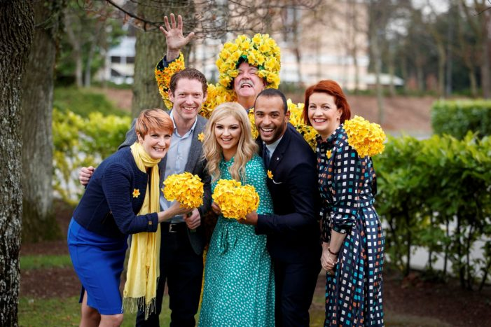 Cork mum who is a two-time cancer survivor urges public to support Daffodil Day