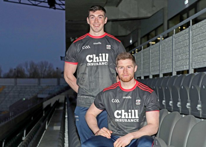 Cork GAA honours martyred Lord Mayors – Mac Curtain and McSwiney – with commemorative jerseys