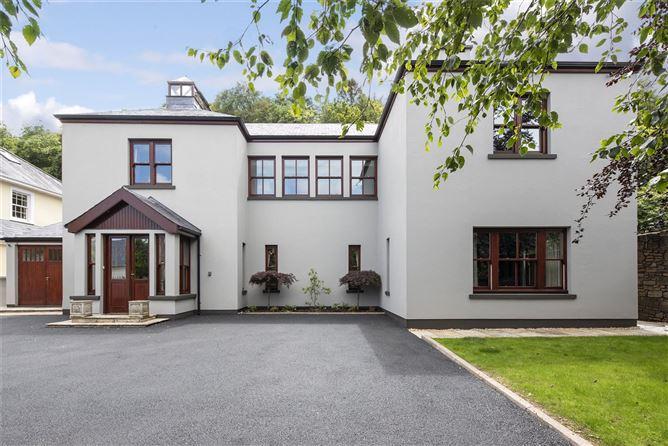PROPERTY: €1.495m architect designed house next to Maryborough Hotel, Douglas, Cork