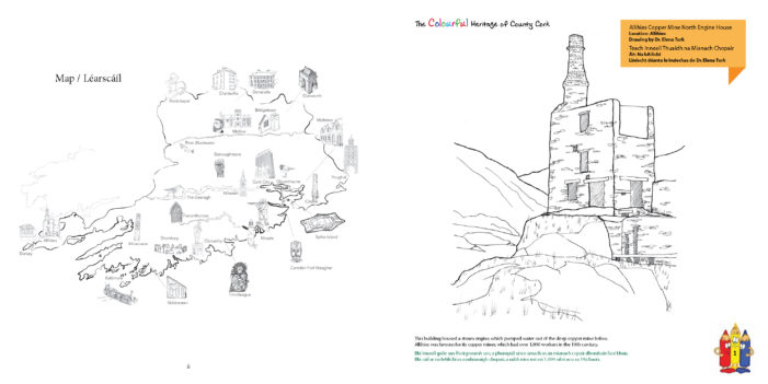PUBLIC INPUT SOUGHT: for Heritage of County Cork Colouring Book Volume 2