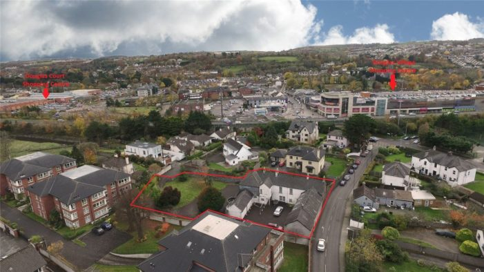 Own a Historic Cork House for €825,000