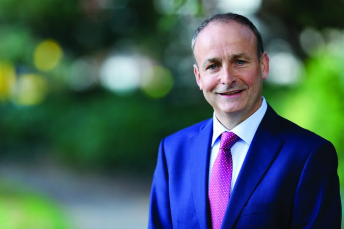 POLITICS: Is Fianna Fail leader putting PERSONAL AMBITION ahead of what members want?