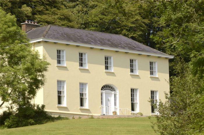 PROPERTY FOR SALE: €1.75 million Cork mansion you've never heard of – Glendooneen House, near Kinsale, West Cork