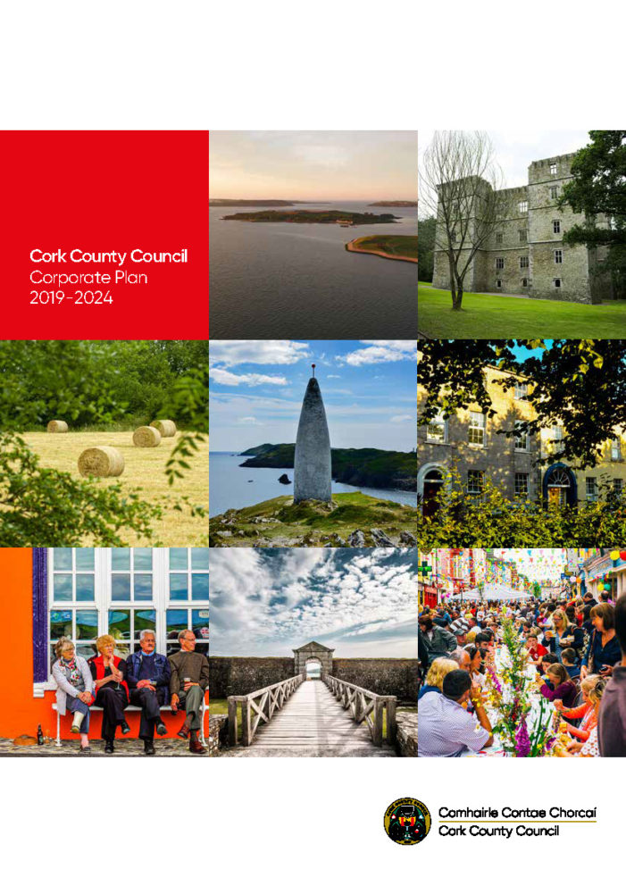Cork County Council outlines 5 year plan
