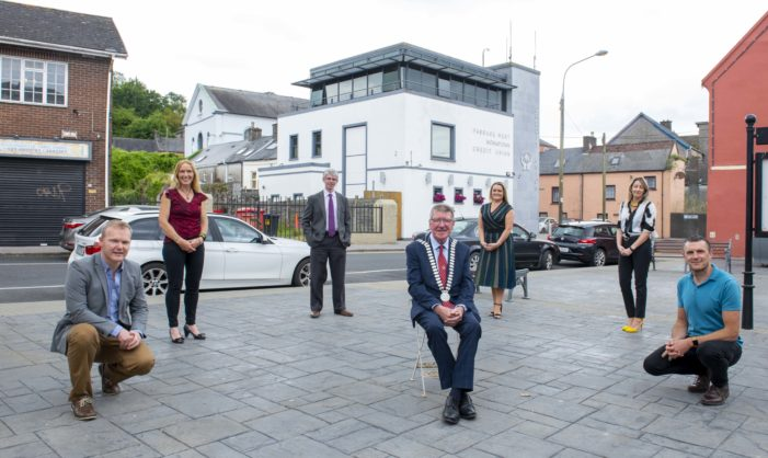 Investment for Passage West business