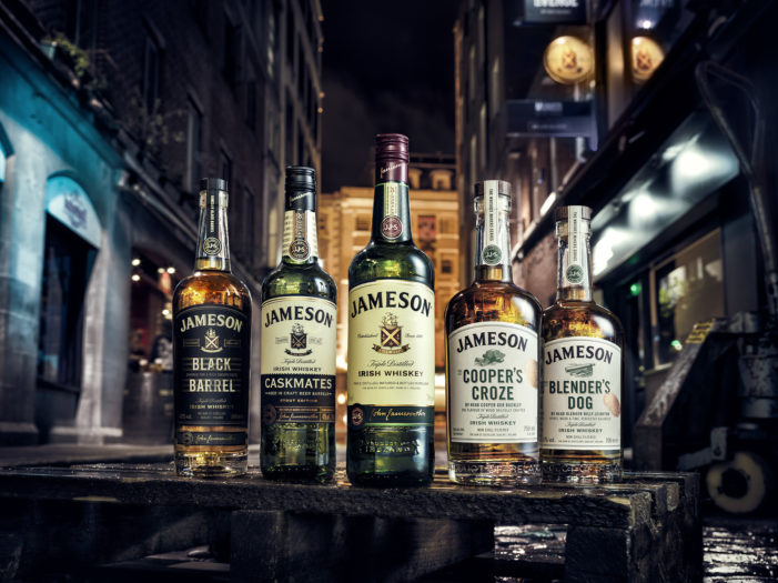 The best selling Irish Whiskey in the world (Jameson) has a new distiller