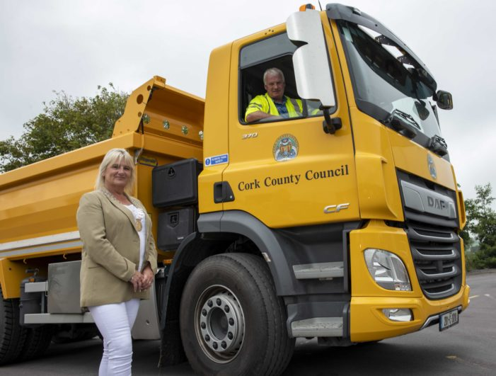 €735,000 worth of machinery added to Council's Roads Fleet