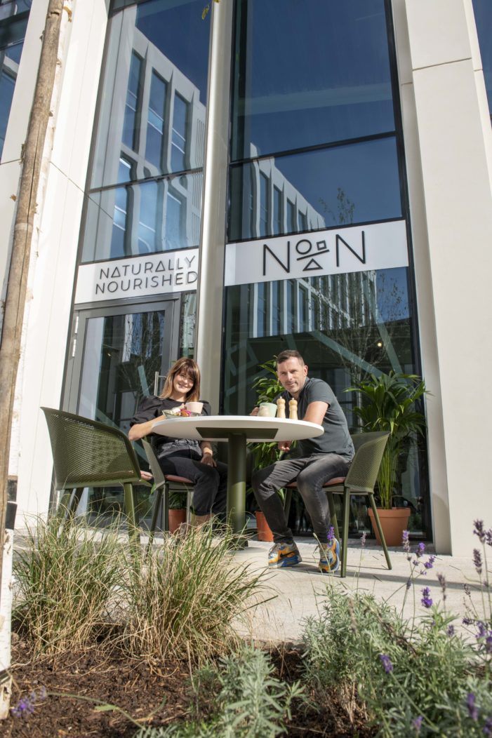 NEW CORK BUSINESS: Naturally Nourished open Cafe in JCD Group's Penrose Dock office block
