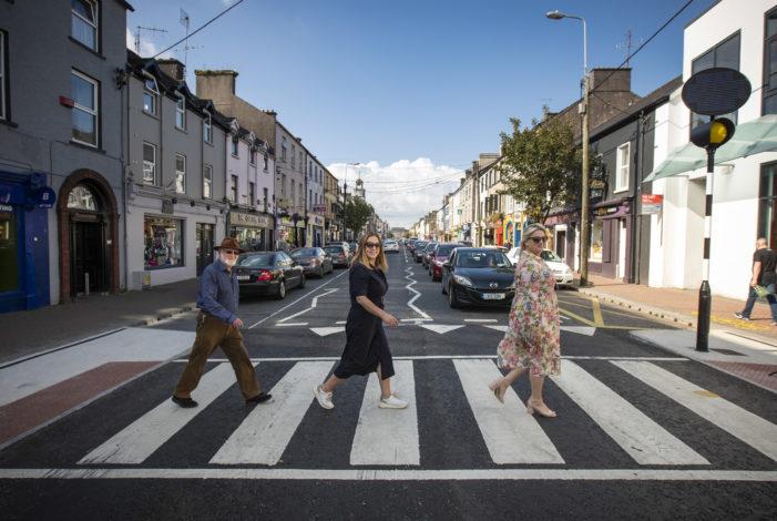 EAST CORK: Two new pedestrian crossings being built on Main Street, Midleton